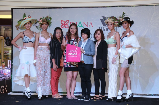 ชมเพลิน กับงาน Wacoal cool Tropical mini fashion show EDEN