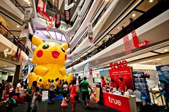 POKEMON ON TOUR @CentralFestival Hatyai